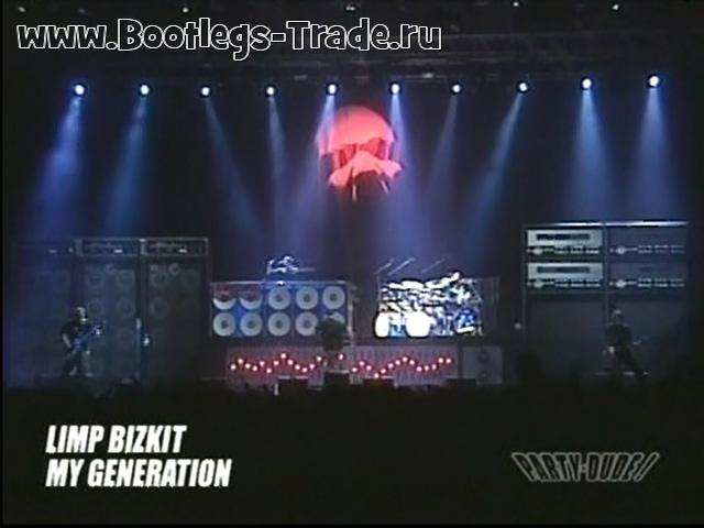 Limp Bizkit 2001-06-03 Rock am Ring 2001, Nurburgring, Nurburg, Germany
