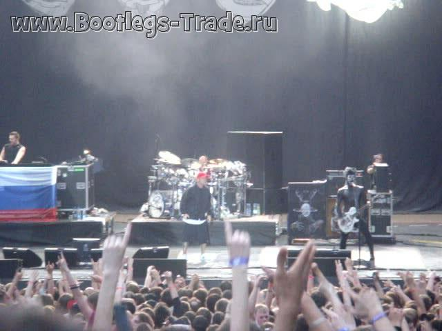 Limp Bizkit 2009-05-29 Green Theater, Moscow, Russia (Masterfiles)
