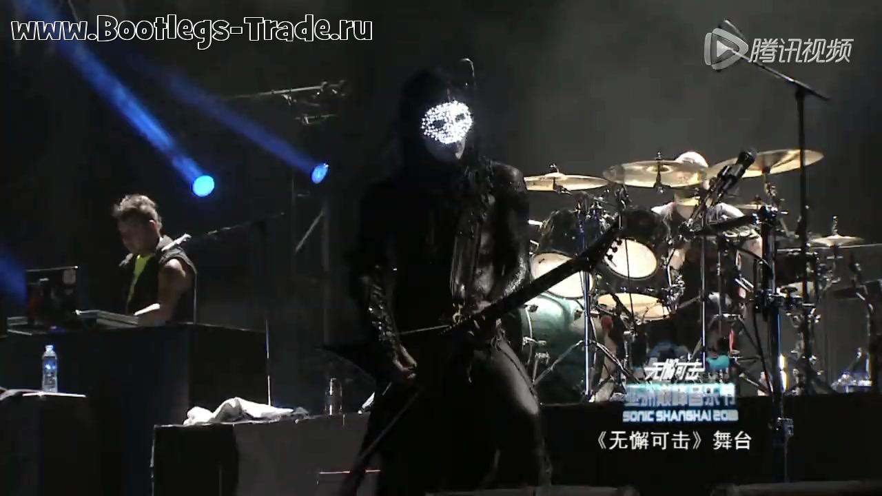 Limp Bizkit 2013-08-17 Shanghai Outdoor Stadium, Shanghai, China (Webcast HD 720)