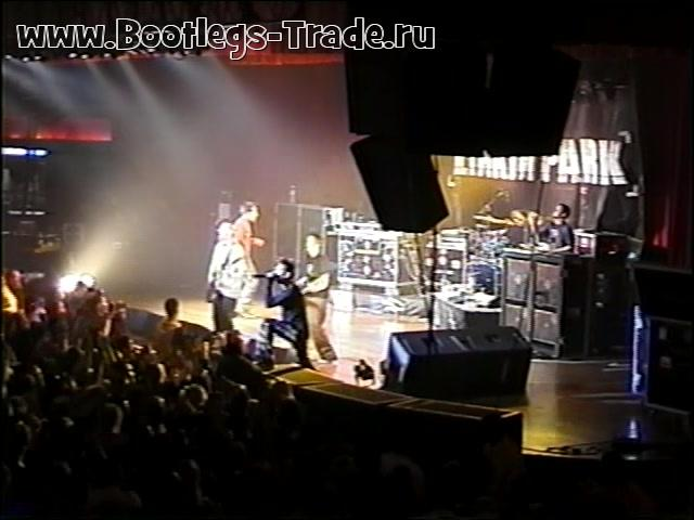 Linkin Park 2001-04-16 Hollywood Palladium, Los Angeles, CA