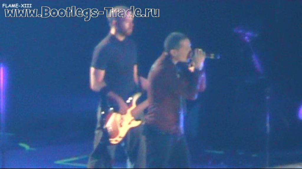Linkin Park 2007-06-06 Olympic Stadium, Moscow, Russia (Flame-XIII)