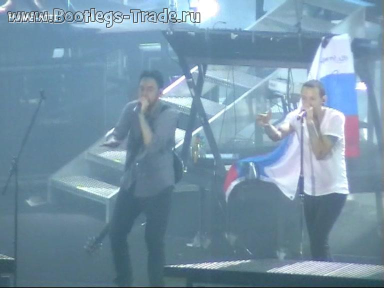 Linkin Park 2012-06-14 SCC, St. Petersburg, Russia (Flame XIII)