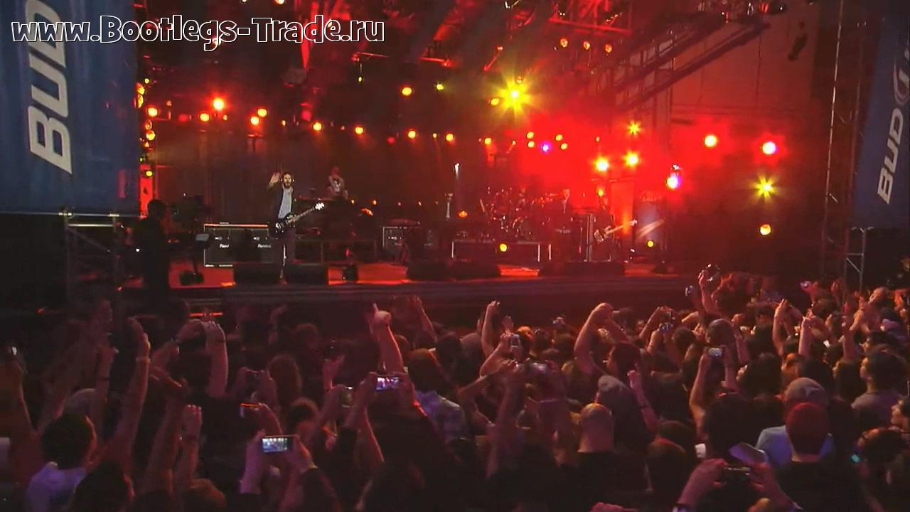 Linkin Park 2012-06-27 Jimmy Kimmel Live, Los Angeles, CA (Webstream)