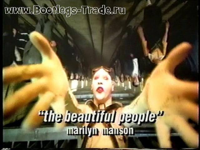 Marilyn Manson 1996-00-00 MTV Week In Rock Interview