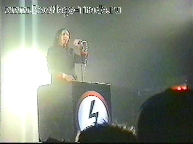 Marilyn Manson 1996-10-23 The Metropolis, Montreal, QC, Canada