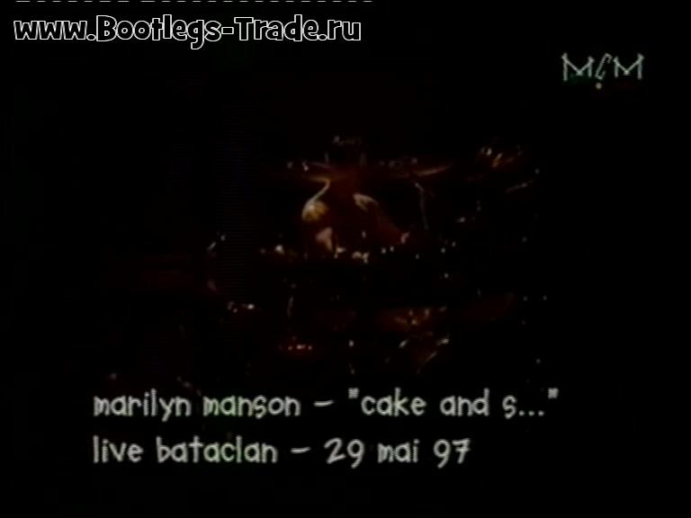 Marilyn Manson 1997-05-29 Bataclan, Paris, France
