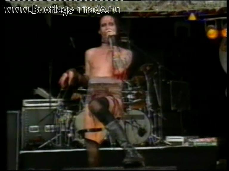 Marilyn Manson 1997-08-16 Bizarre Festival, Cologne, Germany