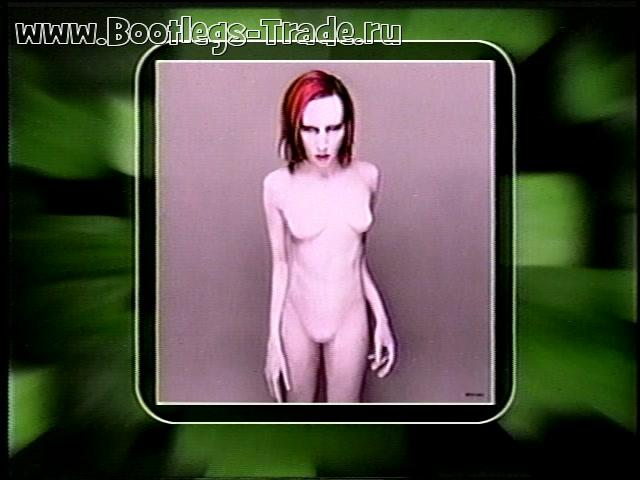 Marilyn Manson 1998-00-00 MTV News about Mechanical Animals cover