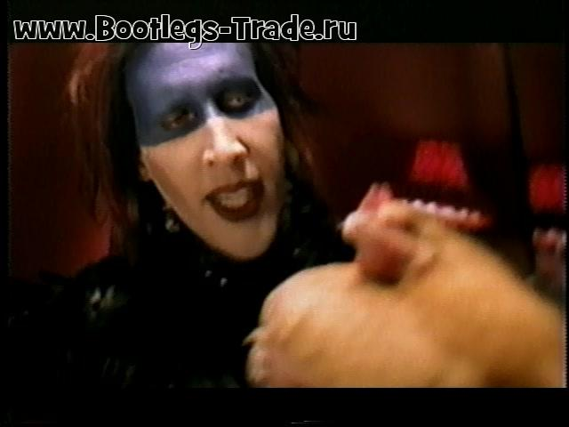 Marilyn Manson 1999-03-00 Rock Is Dead tour commercial