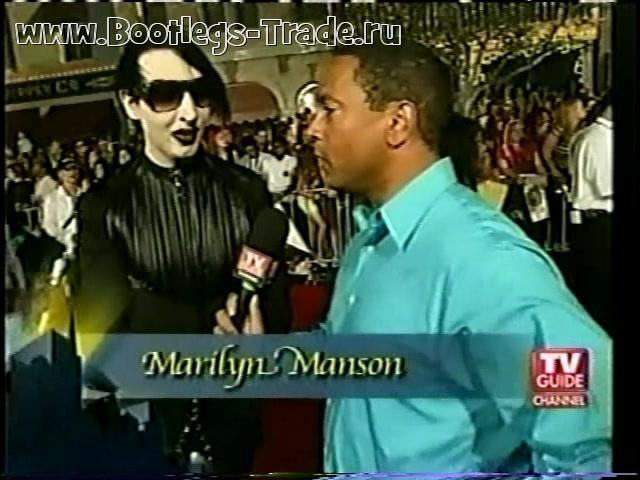 Marilyn Manson 2003-06-28 Pirates of the Carribean premiere