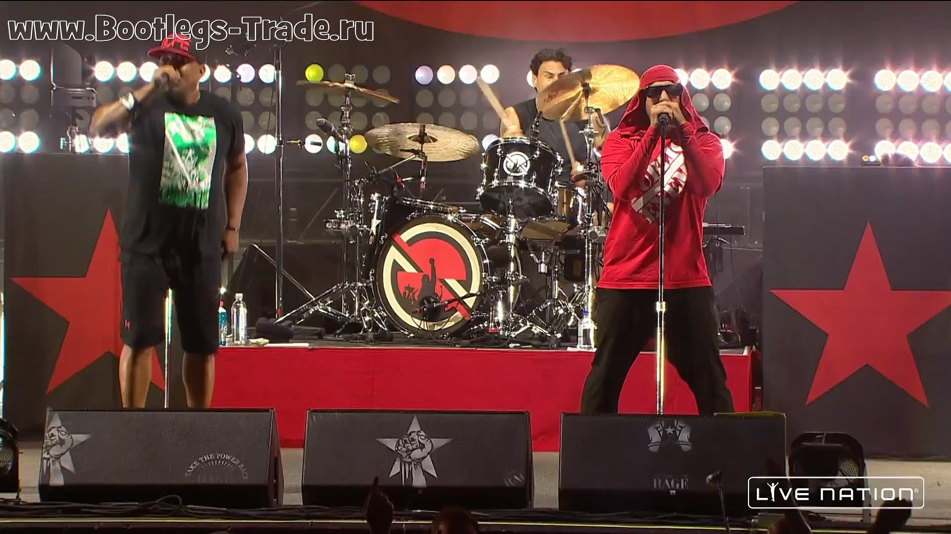 Prophets of Rage 2016-08-24 Molson Amphitheatre, Toronto, ON, Canada (Webcast HD 1080)
