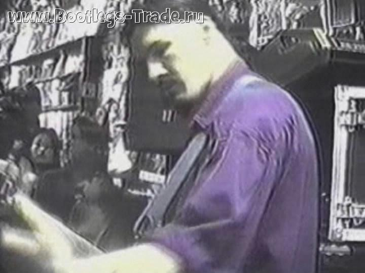 Rage Against The Machine 1992-03-29 Zed Records, Long Beach, CA