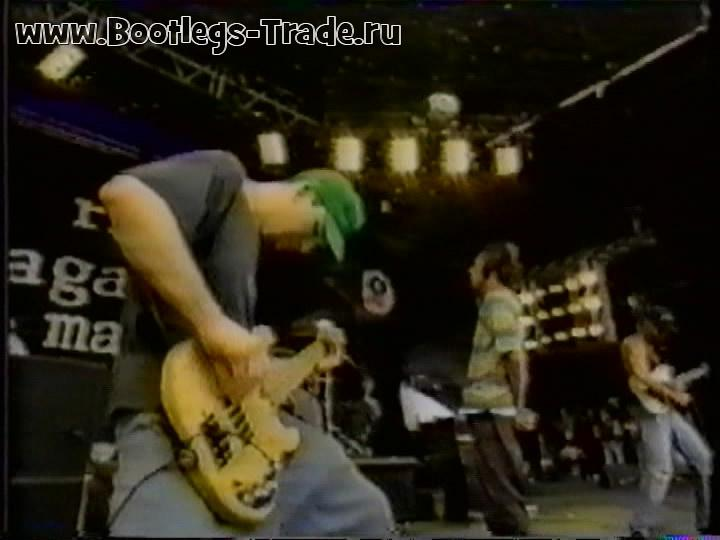 Rage Against The Machine 1993-05-31 Pinpop Festival, Landgraaf, Netherlands