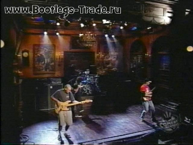 Rage Against The Machine 1996-04-13 Saturday Night Live, New York, NY (Comedy Central)