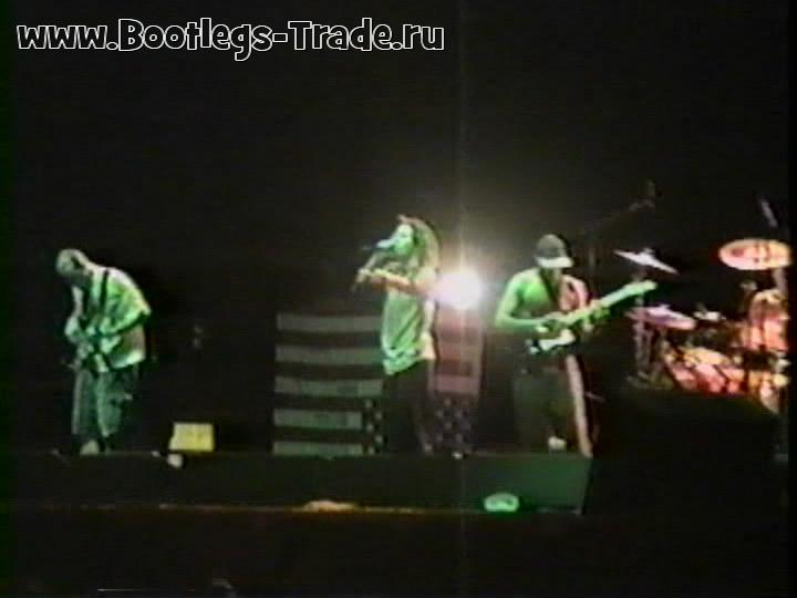 Rage Against The Machine 1996-10-10 Compton Terrace, Chandler, AZ