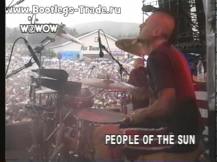 Rage Against The Machine 1997-07-26 Fuji Rock Festival, Yamanash, Japan
