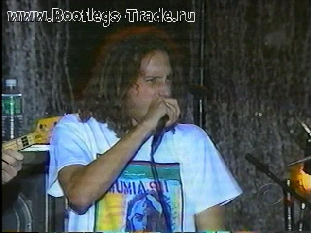 Rage Against The Machine 1999-11-02 Late Show With David Letterman, New York, NY, USA (Version 1)