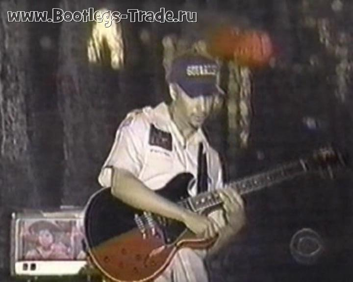 Rage Against The Machine 1999-11-02 Late Show With David Letterman, New York, NY, USA (Version 2)