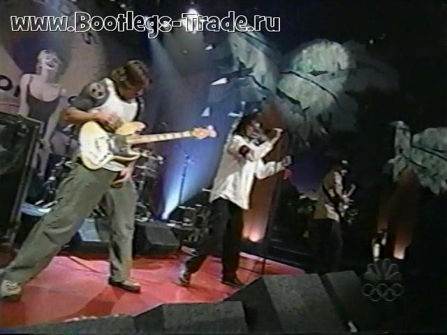 Rage Against The Machine 1999-11-11 Conon O`Brian Show, Los Angeles, CA
