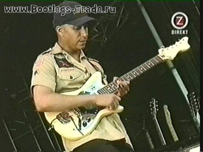 Rage Against The Machine 2000-06-17 Hultsfred Festival, Hultsfred, Sweden (Source 1)
