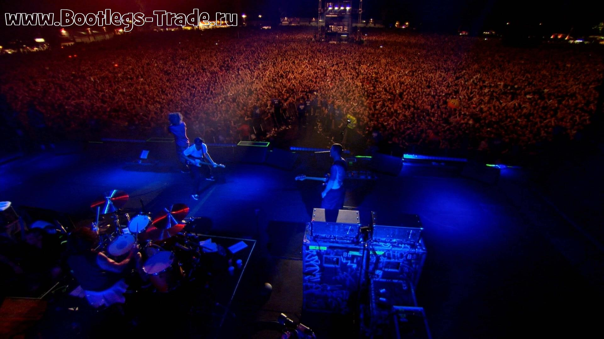 Rage Against The Machine 2010-06-06 Finsbury Park, London, England (Official)