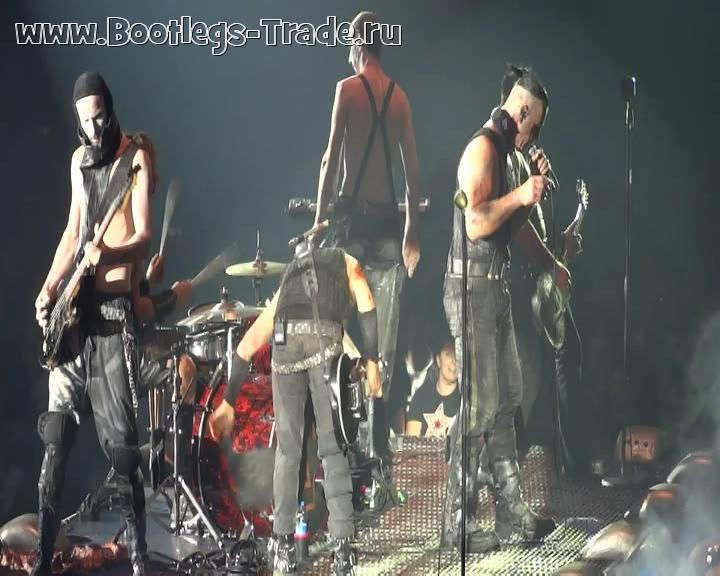 Rammstein 2011-11-29 OVB-Arena, Bremen, Germany (Right Cam)