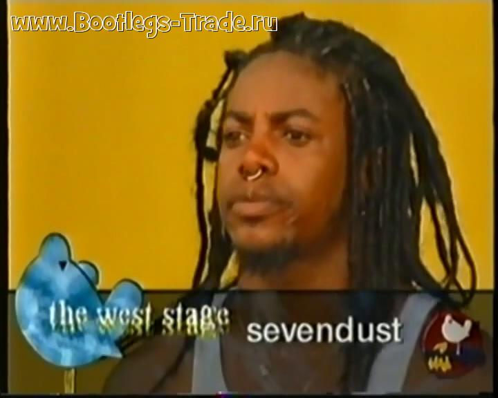 Sevendust 1999-07-25 Woodstock '99, Griffiss Air Force Base, Rome, NY, USA