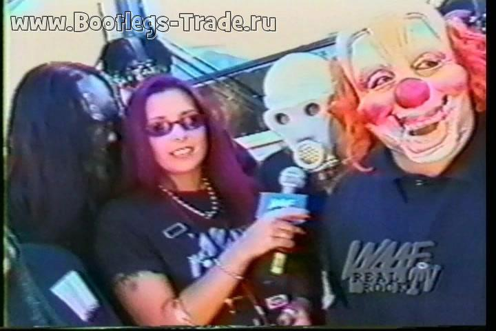 Slipknot 1999-09-19 Locobazooka 1999, Green Hill Park, Worcester, MA, USA (WAAF TV)