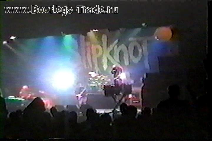 Slipknot 1999-12-03 Harpo's, Detroit, MI, USA (3 Cam Mix)