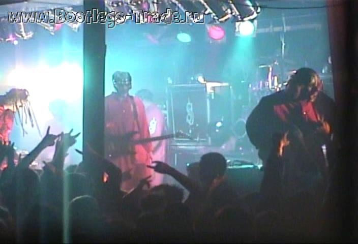 Slipknot 2000-01-10 Juke Joint, Springfield, MO, USA