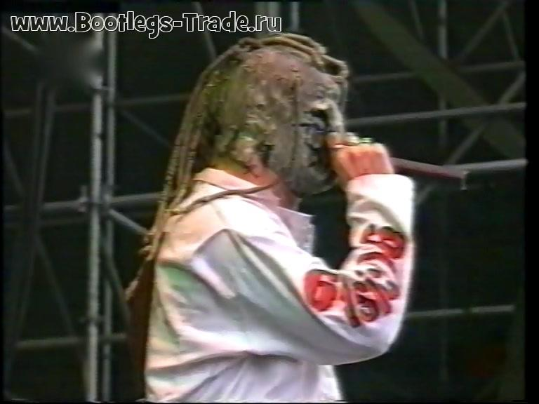 Slipknot 2000-06-11 Gods of Metal, Stadio Brianteo, Monza, Italy (Version 2)
