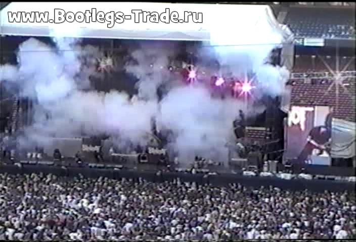 Slipknot 2000-07-20 Giants Stadium, East Rutherford, NJ, USA