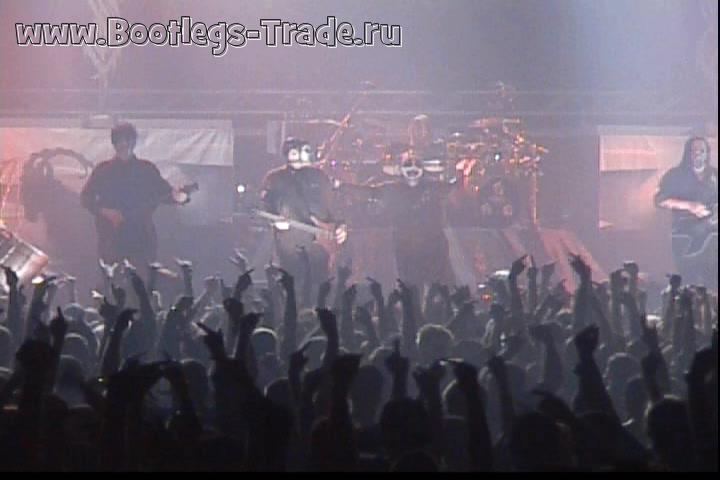 Slipknot 2001-10-16 Baltimore Arena, Baltimore, MD, USA