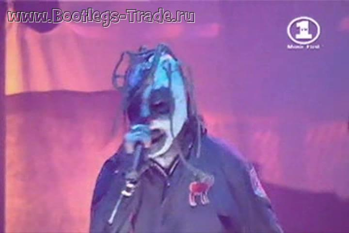 Slipknot 2001-10-27 Peoria Civic Center, Peoria, IL, USA