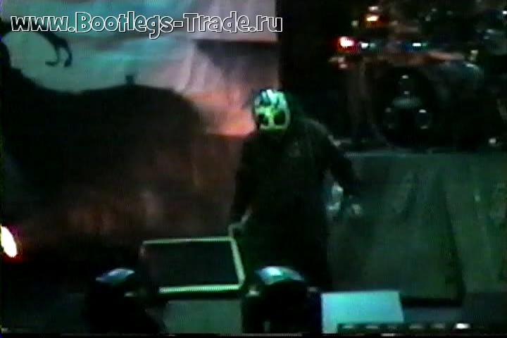 Slipknot 2001-10-31 Continental Airlines Arena, East Rutherford, NJ, USA (Center Cam)