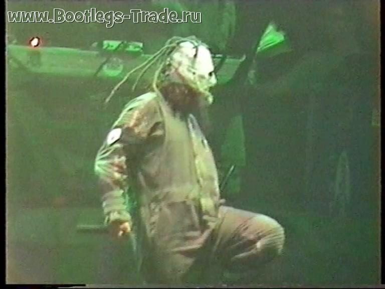 Slipknot 2002-02-11 Le Zenith, Paris, France (Version 1)