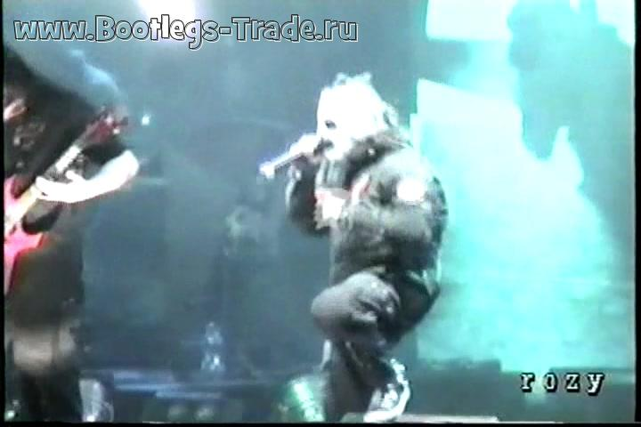 Slipknot 2002-03-18 Rainbow Hall, Nagoya, Japan (rozy)