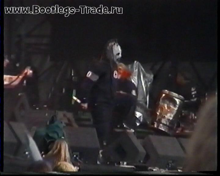 Slipknot 2002-08-25 Reading Festival 2002, Little John's Farm, Reading, England