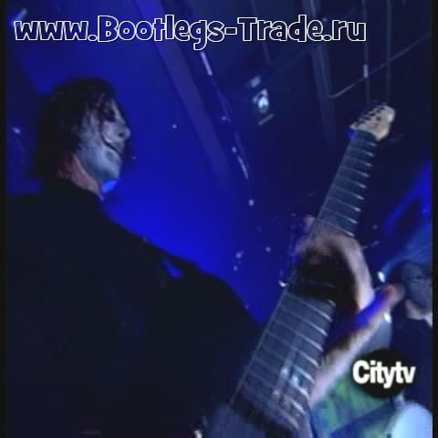 Slipknot 2004-07-30 Jimmy Kimmel Live, Los Angeles, CA, USA (Source 2)