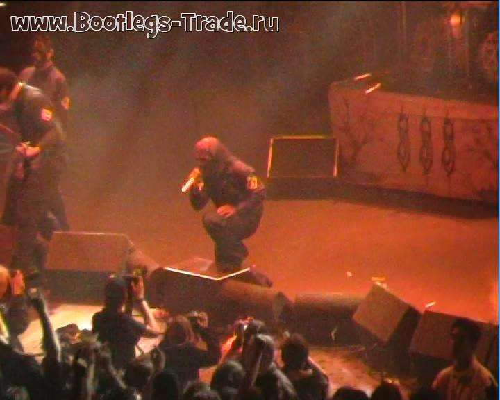 Slipknot 2004-10-10 Carling Apollo Hammersmith, London, England (Right Cam)