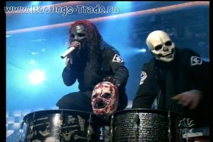 Slipknot 2005-03-01 Late Night With Conan O'Brien, New York, NY, USA