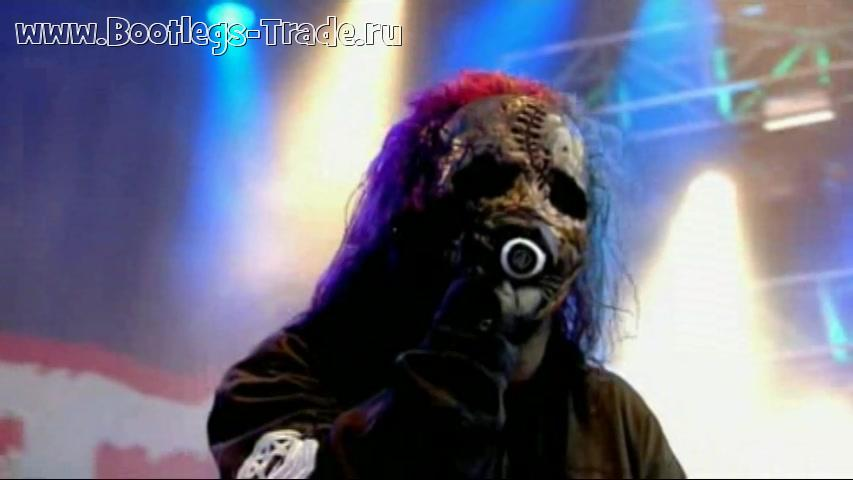 Slipknot 2005-06-12 Download 2005, Donington Park, Castle Donington, England