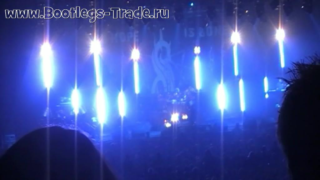 Slipknot 2008-11-24 Philipshalle, Duesseldorf, Germany (2 Cam Mix)