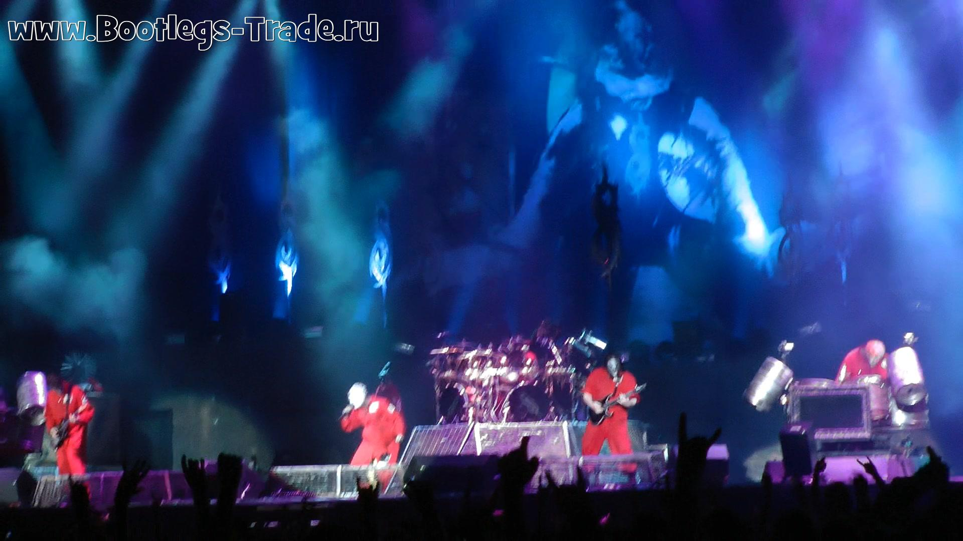 Slipknot 2011-06-26 Graspop Metal Meeting 2011, Boeretang, Dessel, Belgium (Reminho HD 1080)