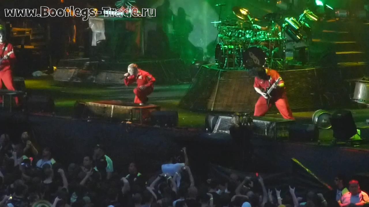 Slipknot 2012-02-26 Soundwave Sydney 2012, Olympic Park, Sydney, Australia (Right Cam HD 720)