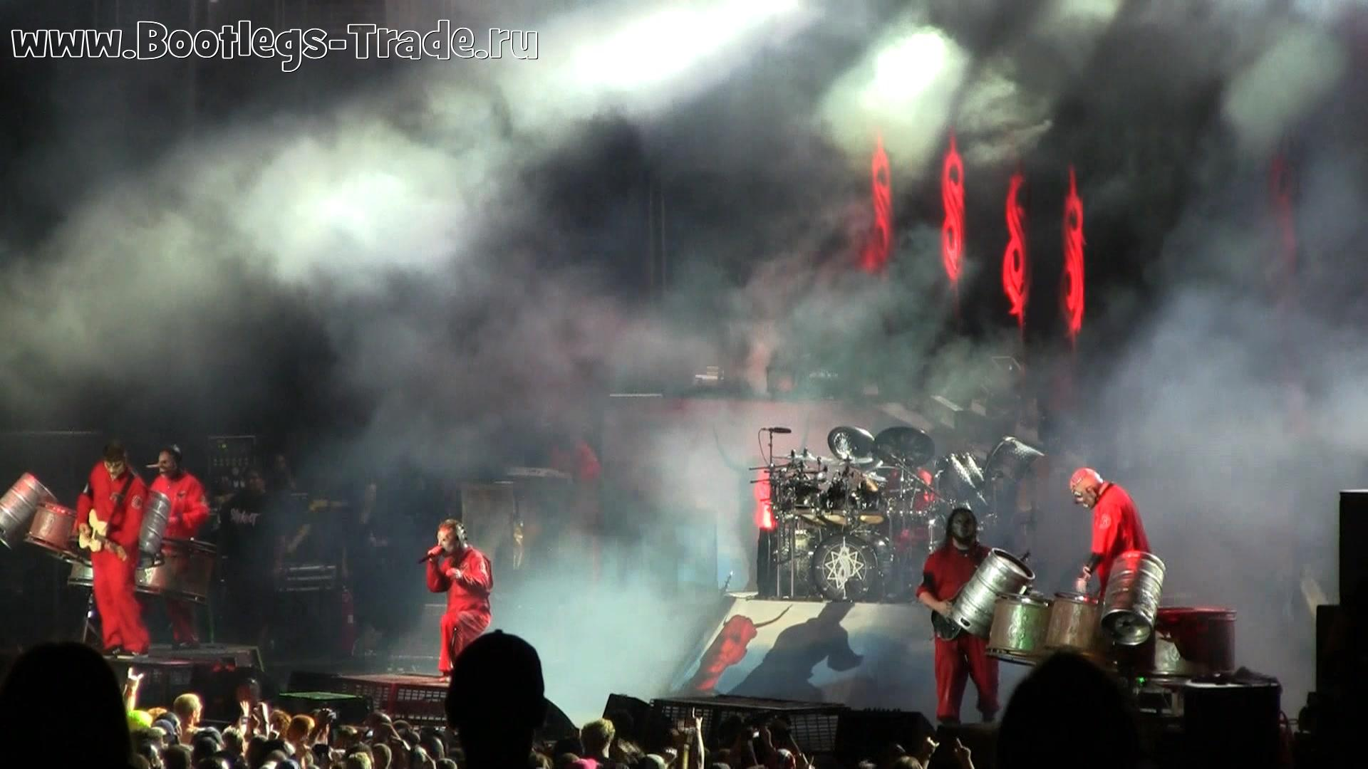 Slipknot 2012-07-14 Aaron's Amphitheatre at Lakewood, Atlanta, GA, USA (Pleasurekill666 HD 1080)