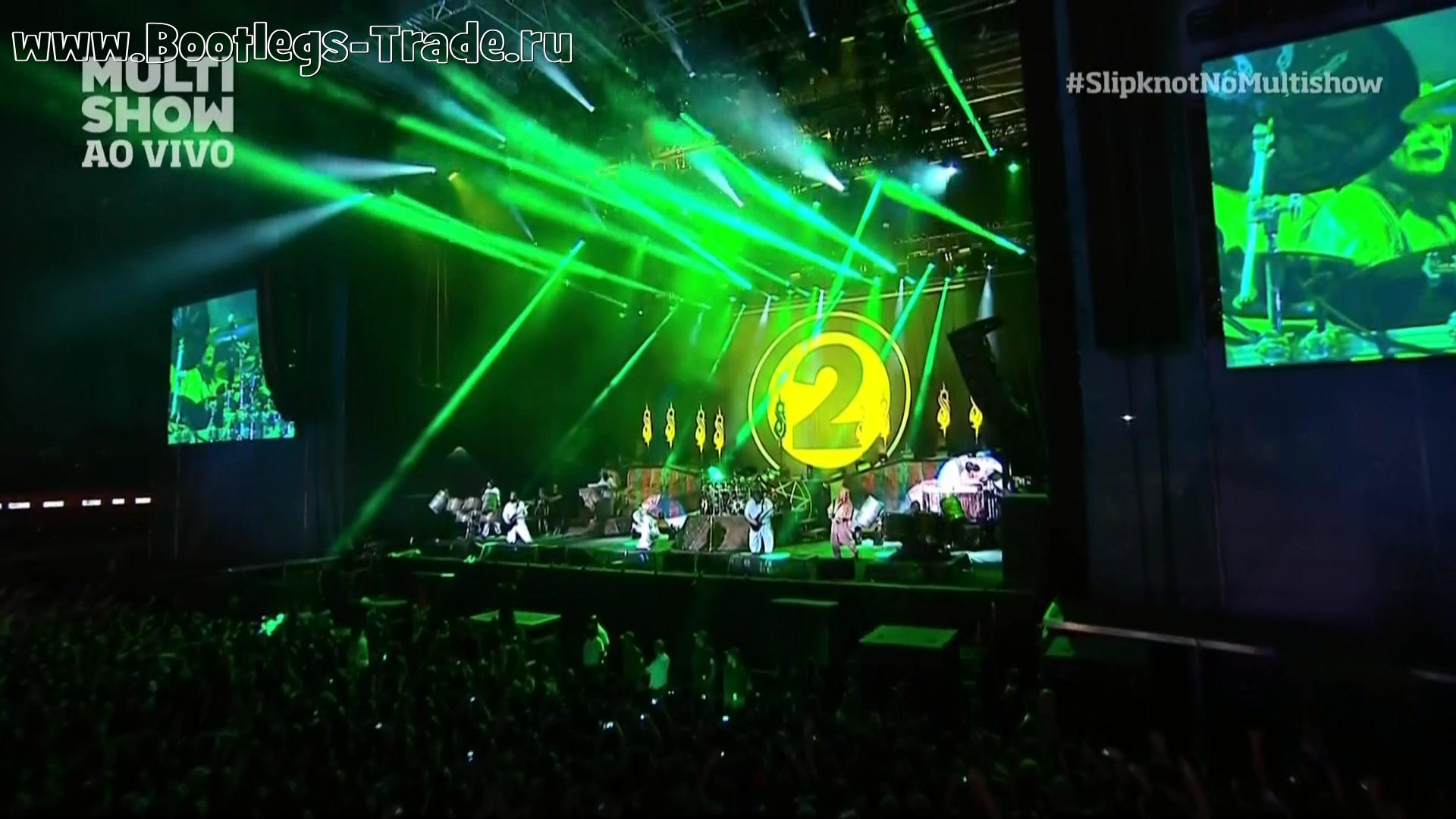 Slipknot 2013-10-19 Monsters Of Rock, Sao Paulo, Brasil (HD 1080)