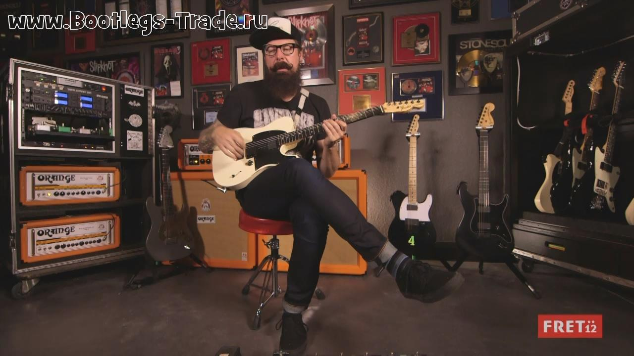 Slipknot 2014-03-10 Jim Root: The Sound and The Story (Official Fret12.com)