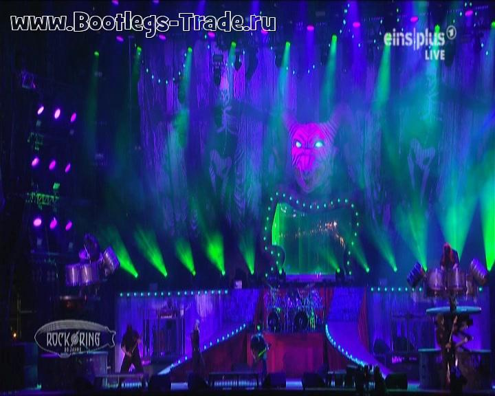 Slipknot 2015-06-07 Rock am Ring 2015, Flugplatz Mendig Vulkaneifel, Mendig, Germany (DVB-S)