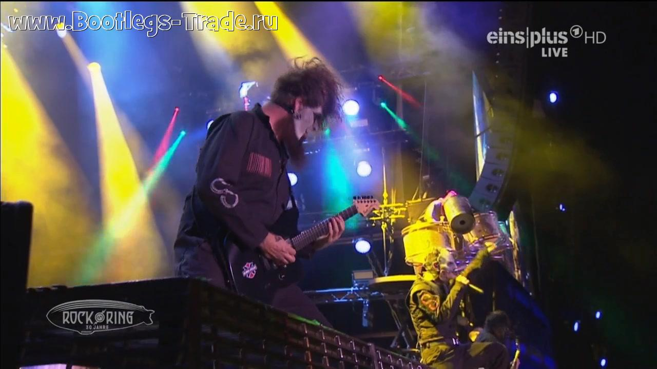 Slipknot 2015-06-07 Rock am Ring 2015, Flugplatz Mendig Vulkaneifel, Mendig, Germany (Webcast HD 720)